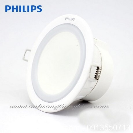 LEd âm trần Smalu 59061/10,5w philips
