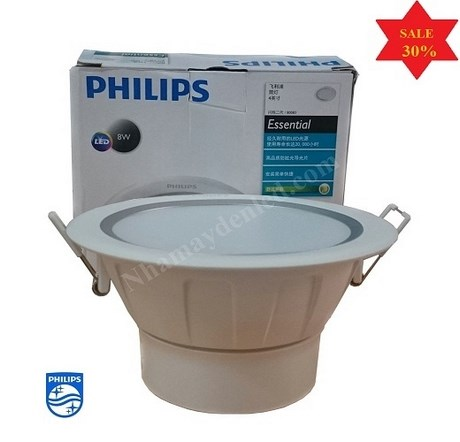 Đèn LED Silver Philips 80083